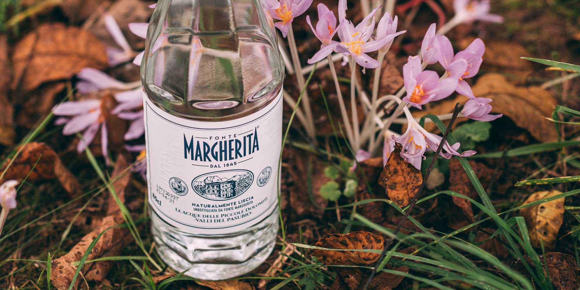 Fonte Margherita e l'acqua in vetro: una scelta che fa la differenza per te e per l'ambiente. I consigli del nostro Direttore Sanitario, prof. Paolo Pastore